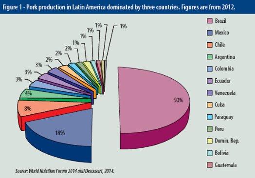 PigProgress - Brazil's pork dominance in Latin America