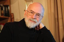 Sir Terry Pratchett wins pig prize